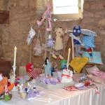 Kunst und Handwerk mit Lavendel